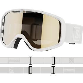 Salomon Aksium Access Gafas, blanco/Dorado